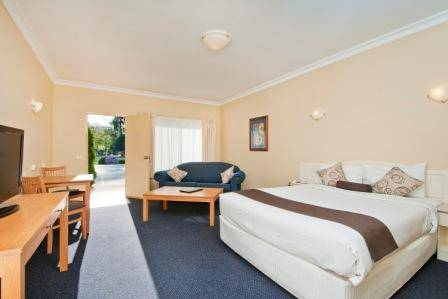 Nagambie Waterfront Motel - Accommodation Gold Coast