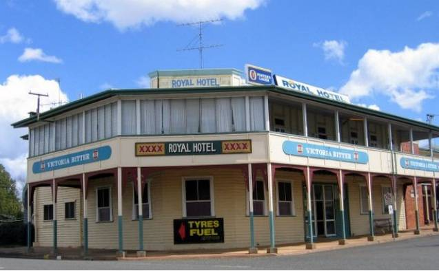 Royal Hotel Mundubbera - Accommodation Gold Coast