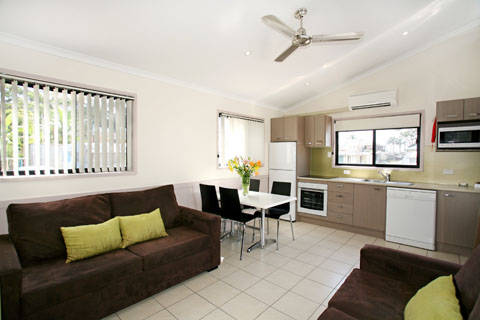 Shoal Bay Holiday Park - Accommodation Gold Coast