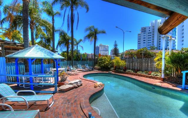 Southport Tourist Park - Accommodation Gold Coast