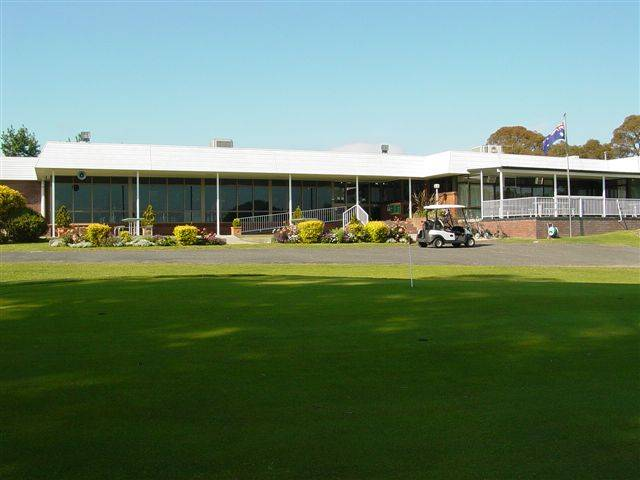 Tenterfield Golf Club and Fairways Lodge - Accommodation Gold Coast