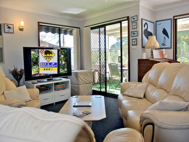 WOMBATS BB - Apartments - AAA 3.5 rated Gosford - Accommodation Gold Coast