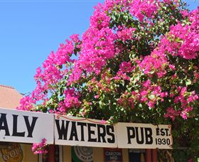 Daly Waters Historic Pub - Accommodation Gold Coast