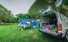 Grassy Head Holiday Park - Accommodation Gold Coast