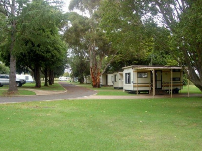 Glen Rest Tourist Park - Accommodation Gold Coast