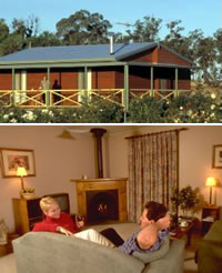 Twin Trees Country Cottages - Accommodation Gold Coast