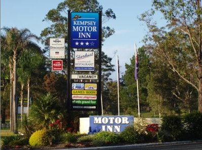 Kempsey Motor Inn - Accommodation Gold Coast