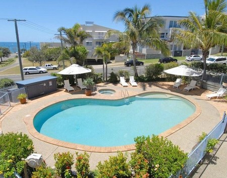 Pandanus Coolum Beach - Accommodation Gold Coast