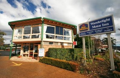 Best Western Wanderlight Motor Inn - Accommodation Gold Coast