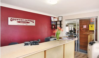 Country Capital Motel - Accommodation Gold Coast
