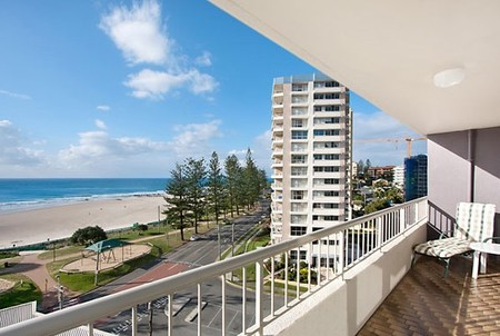 Eden Tower Holiday Apartments - Accommodation Gold Coast