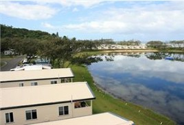 White Albatross Holiday Park - Accommodation Gold Coast