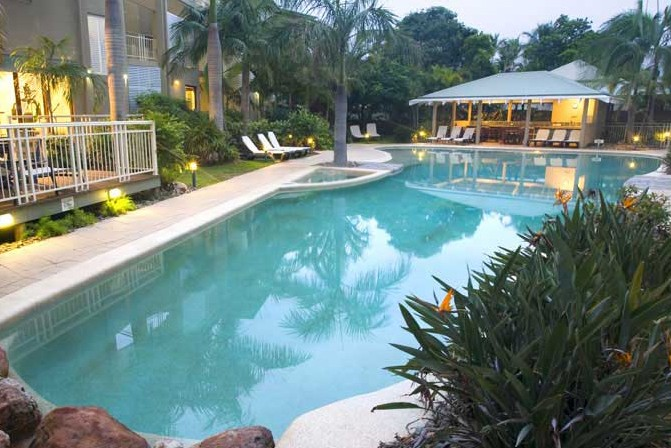 Colonial Resort Noosa - Accommodation Gold Coast