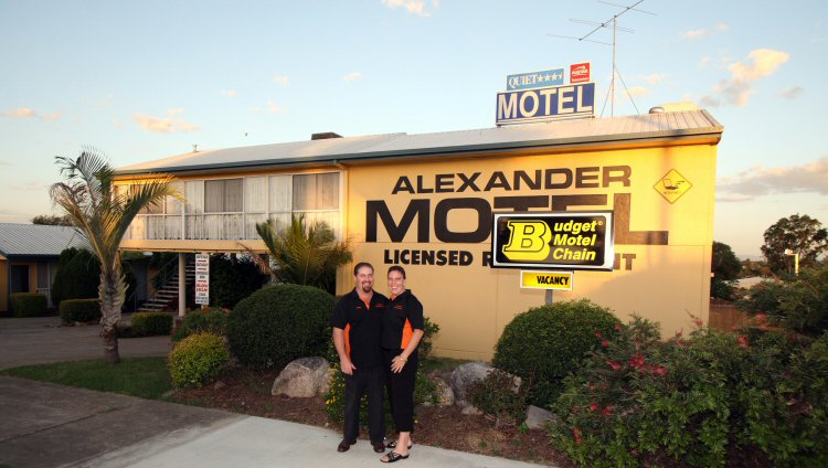 Alexander Motel - Accommodation Gold Coast