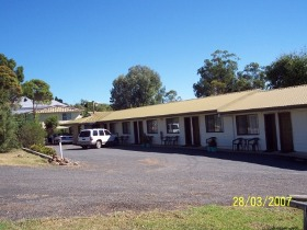 Killarney Sundown Motel and Tourist Park - Accommodation Gold Coast