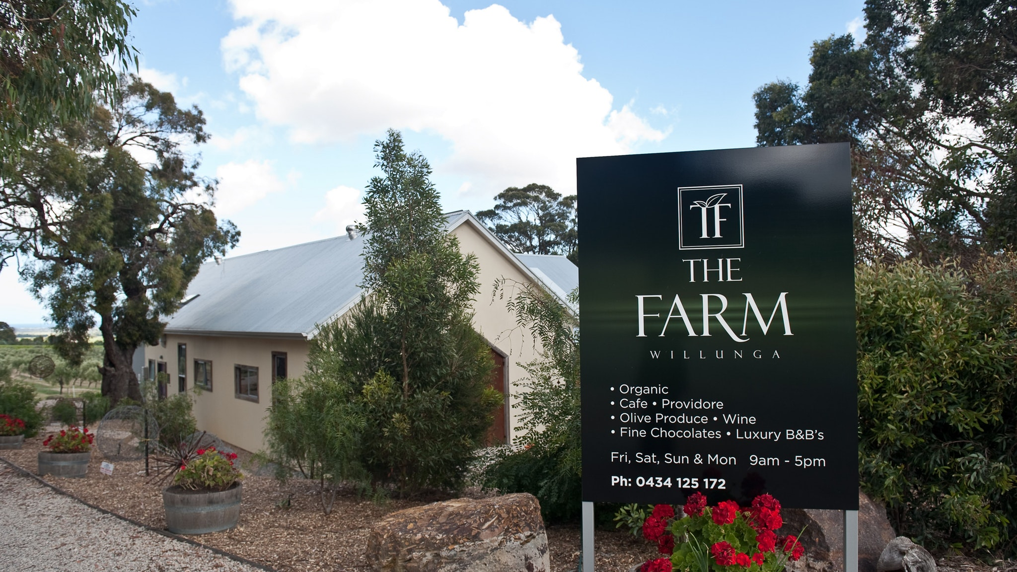 The Farm Willunga - Accommodation Gold Coast