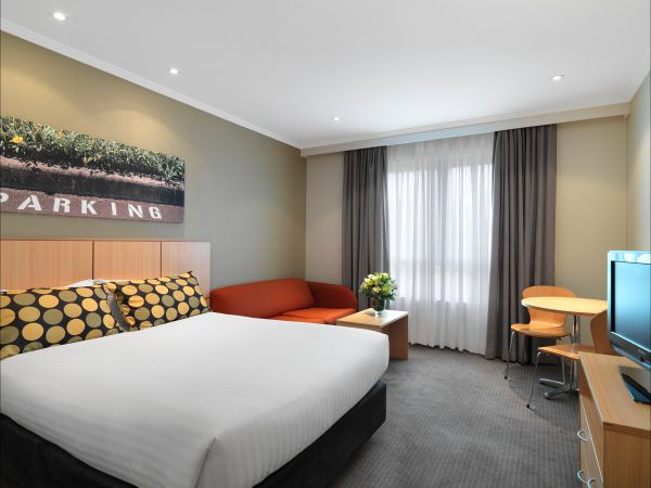 Travelodge Hotel Macquarie North Ryde Sydney - Accommodation Gold Coast
