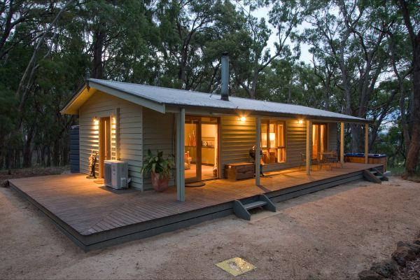 Mirkwood Forest Self-Contained Spa Cottages - Accommodation Gold Coast
