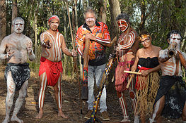 Didgeridoo Jam in the Park - Accommodation Gold Coast