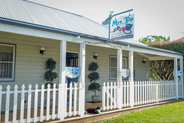 Mrs Top at Milton Bed and Breakfast - Accommodation Gold Coast