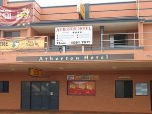 Atherton Hotel - Accommodation Gold Coast