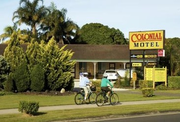Ballina Colonial Motel - Accommodation Gold Coast