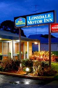 Best Western Lonsdale Motor Inn - Accommodation Gold Coast