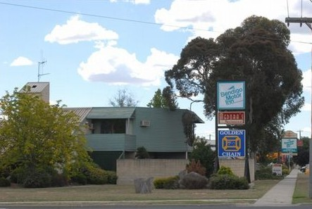 Bendigo Motor Inn Golden Chain - Accommodation Gold Coast