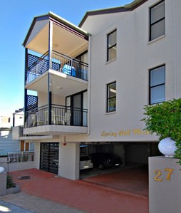 Spring Hill Mews - Accommodation Gold Coast