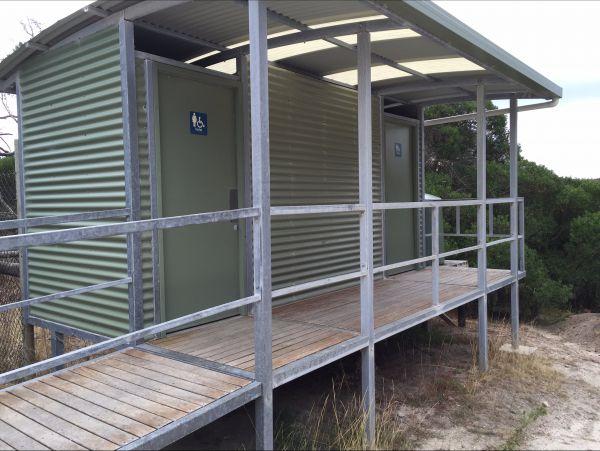 Allports Beach Camping Ground - Accommodation Gold Coast