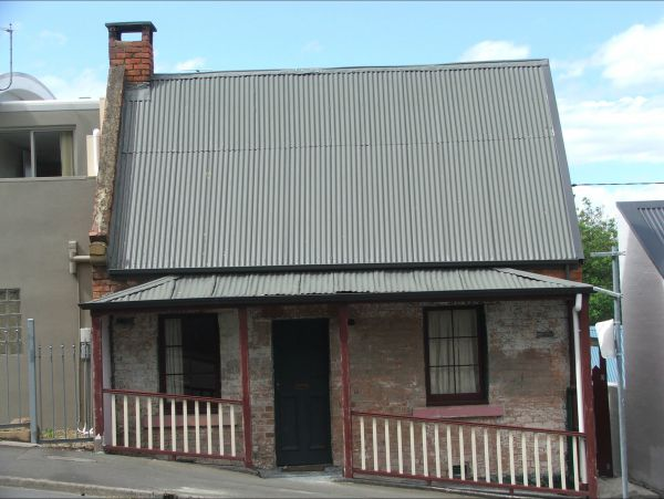 Barrack Street Colonial Cottage - Accommodation Gold Coast