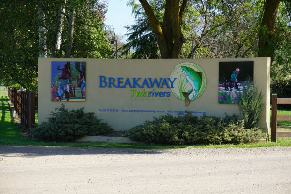 Breakaway Twin Rivers Caravan Park - Accommodation Gold Coast