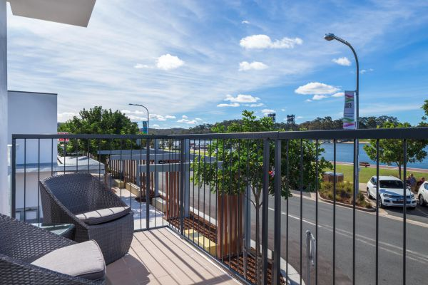 Bridgeview Apartments - Accommodation Gold Coast