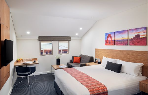 Country Comfort Inter City Perth - Accommodation Gold Coast