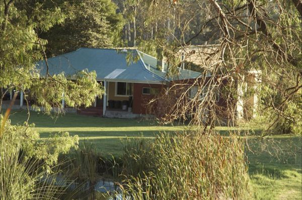 Crystal Springs Homestead - Accommodation Gold Coast