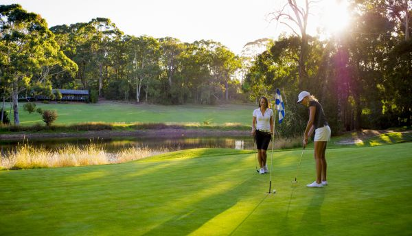 The Stirling Golf Club Motels - Accommodation Gold Coast
