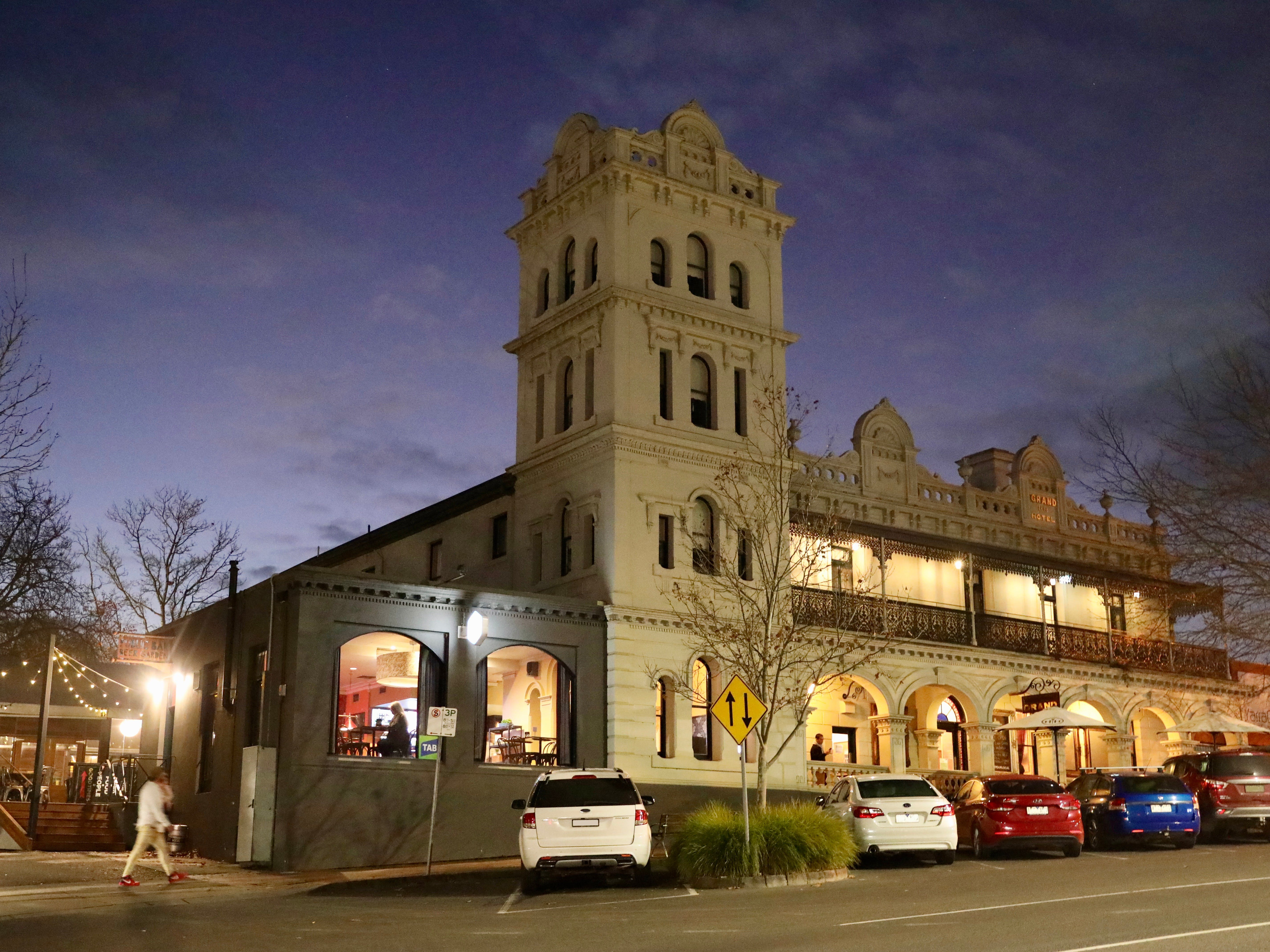 Yarra Valley Grand Hotel - Accommodation Gold Coast