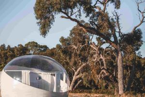 Coonawarra Bubble Tents - Accommodation Gold Coast