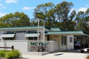 Glenrowan Kelly Country Motel - Accommodation Gold Coast