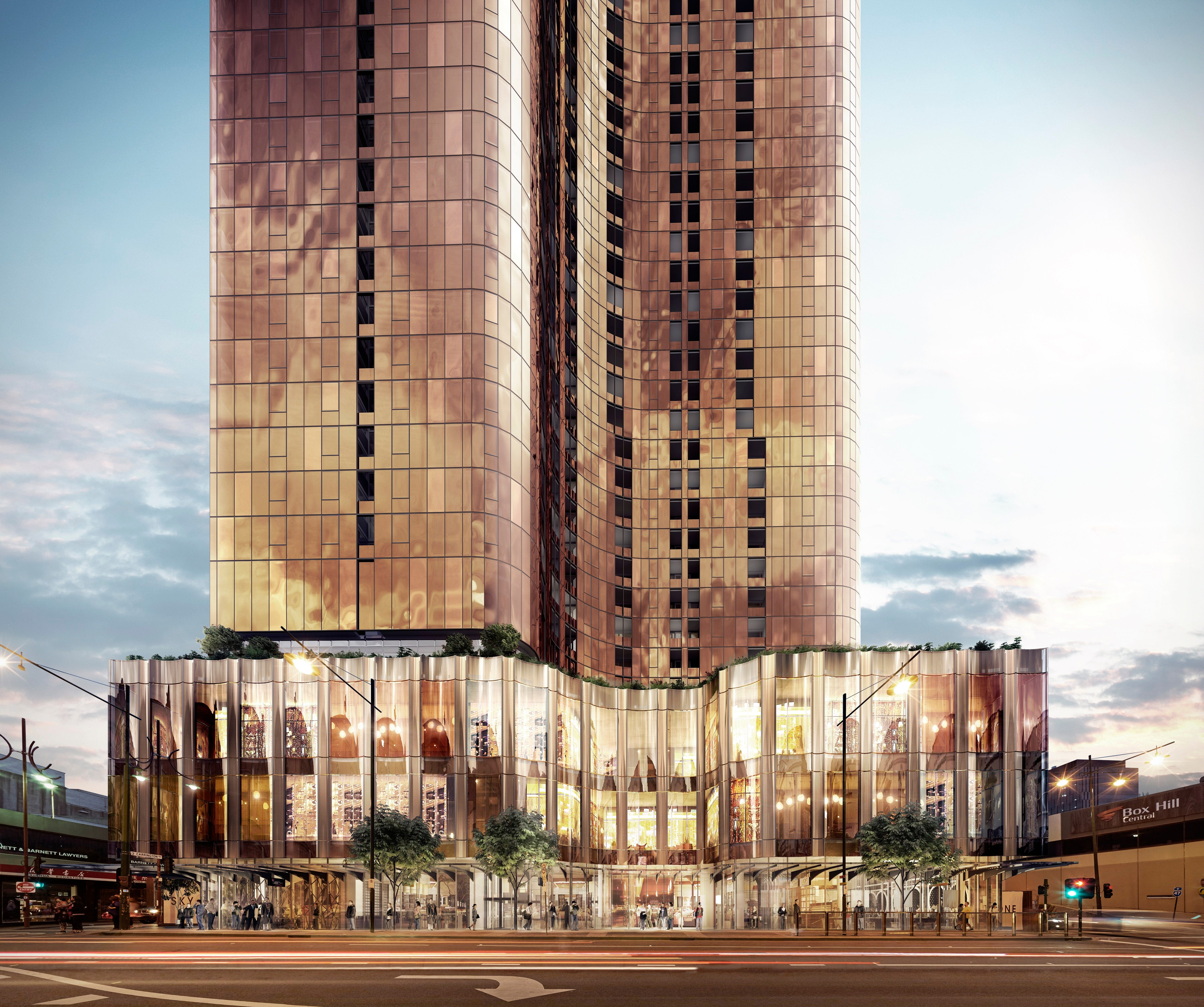 Arise Sky One - Accommodation Gold Coast