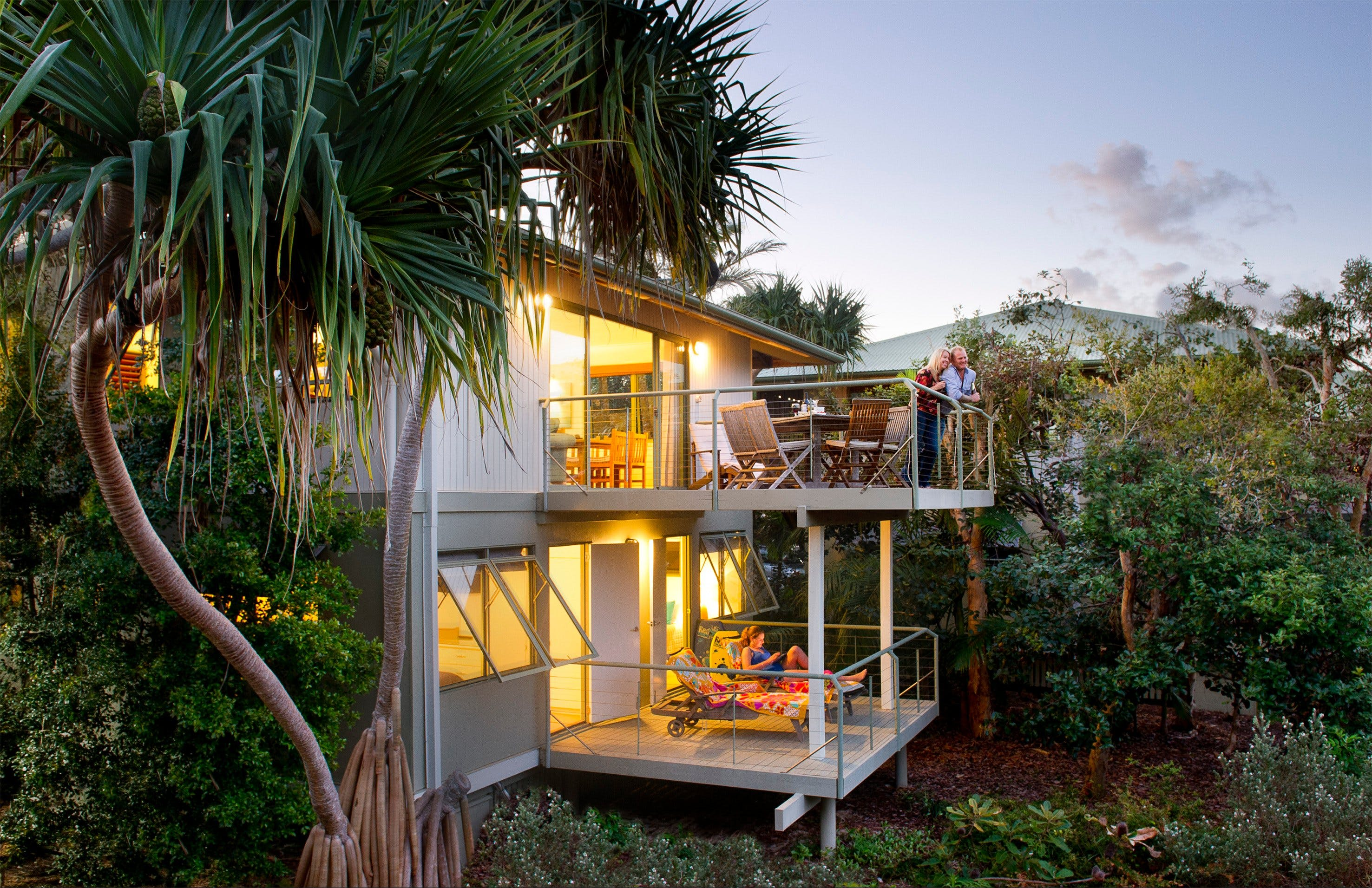 The Retreat Beach Houses - Accommodation Gold Coast