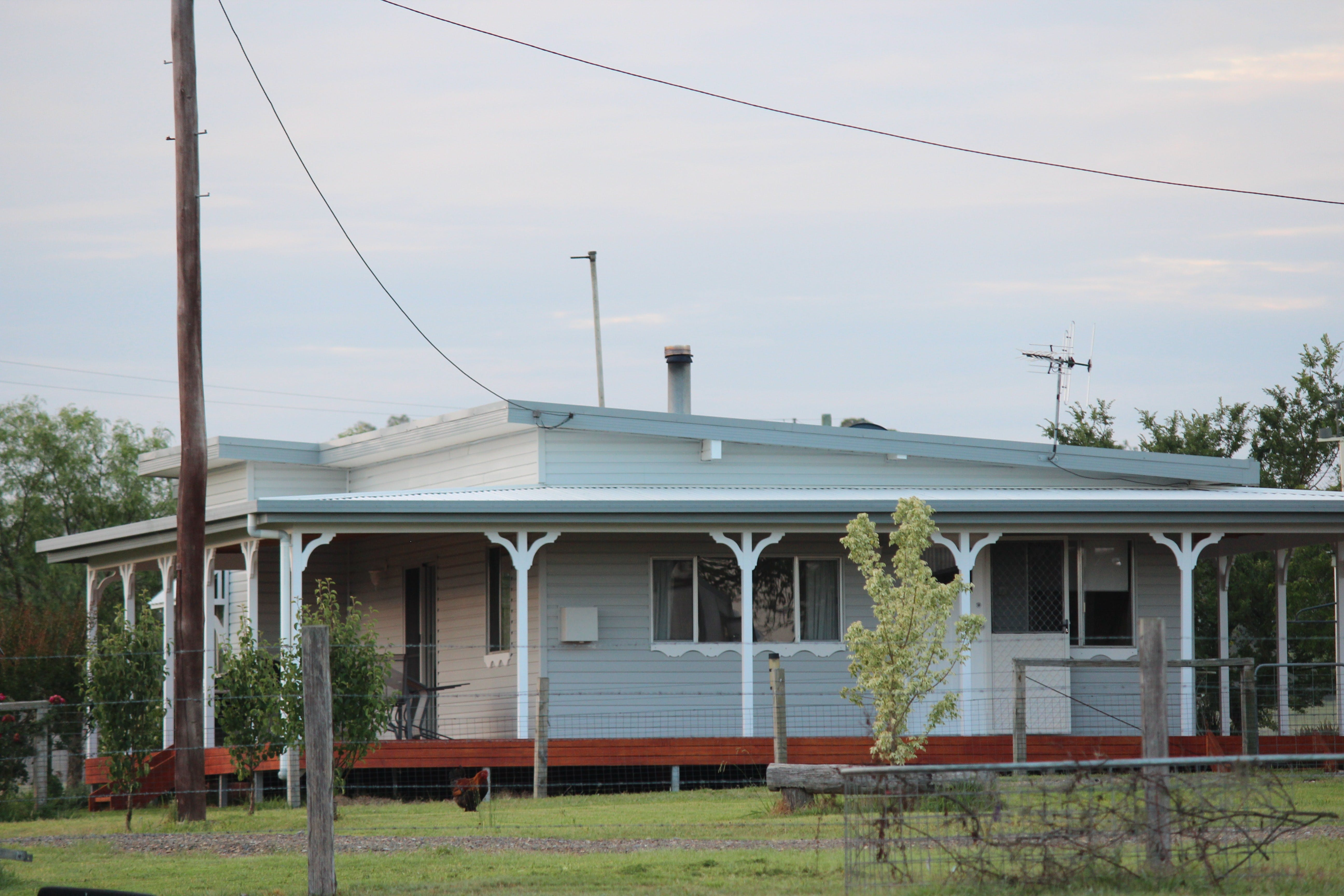 Linga Longa Farm Wingham - Accommodation Gold Coast