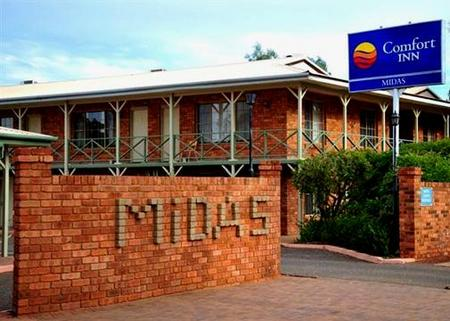 Comfort Inn Midas - Accommodation Gold Coast