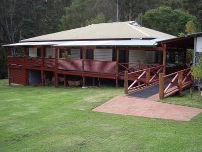 Pemberton Camp School - Accommodation Gold Coast