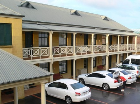 Ballina Heritage Inn - Accommodation Gold Coast
