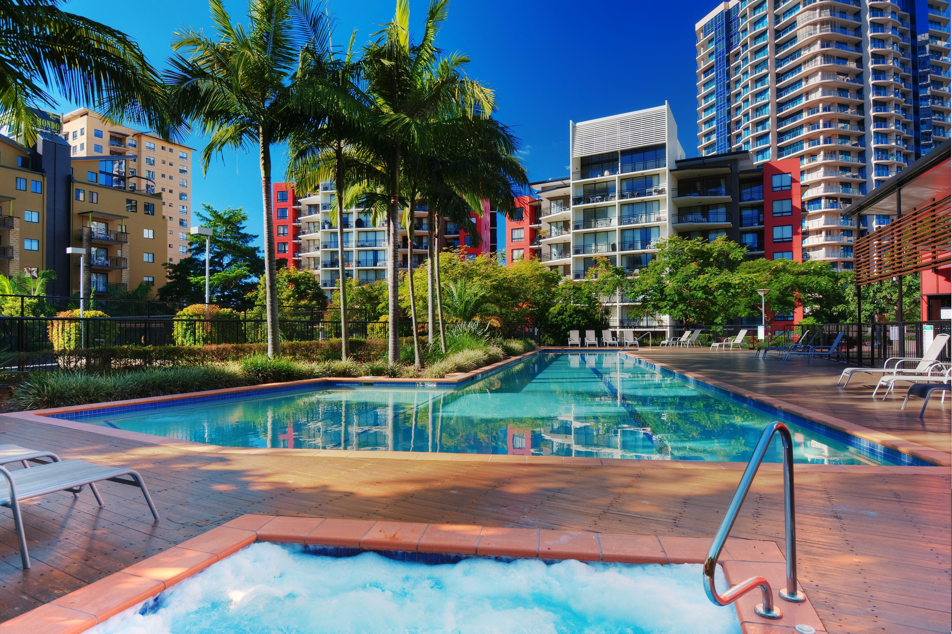 The Docks on Goodwin - Accommodation Gold Coast