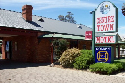 Centretown Motel Nagambie - Accommodation Gold Coast