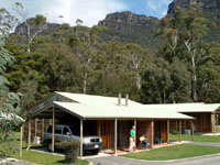 Halls Gap Log Cabins - Accommodation Gold Coast