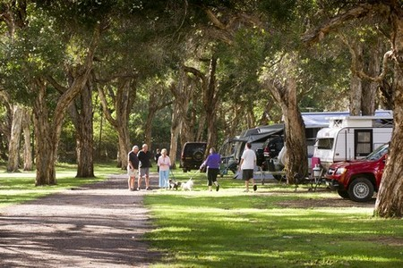 Beachfront Holiday Park - Accommodation Gold Coast