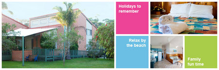 Kioloa Beach Holiday Park - Accommodation Gold Coast